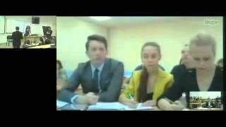 Совместная деловая игра студентов НИУ ВШЭ и САФУ им. М.В. Ломоносова