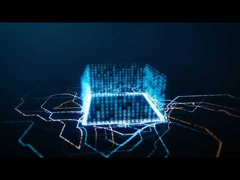 Technology Background Video Loop For Website [no copyright]#shorts