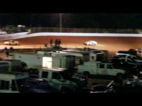 Young Guns Feature-Cherokee Speedway-5/13/2017
