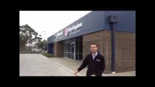 Hanrob Pet Hotels - Melbourne Airport Facility Tour