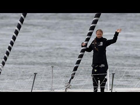 Euronews:The Brief: Greta Thunberg sets sail across the Atlantic