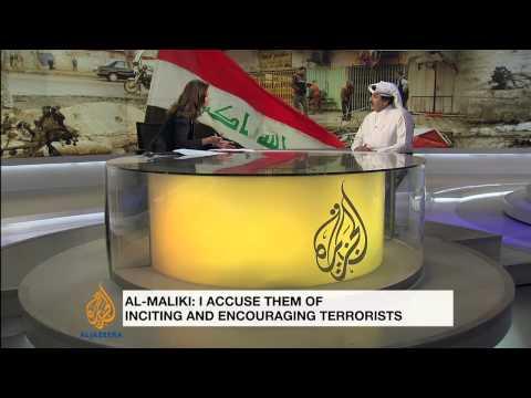 Maliki: Saudi and Qatar at war against Iraq