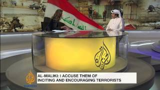 Maliki: Saudi and Qatar at war against Iraq