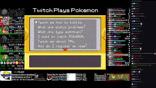 Twitch Plays Pokémon Anniversary Burning Red - Hour 161 to 162