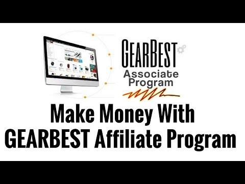 انضم الى برنامج جيربيست واربح 1000$ شهريا | Join GearBest Affiliate Program, Earn $1000 Per Month
