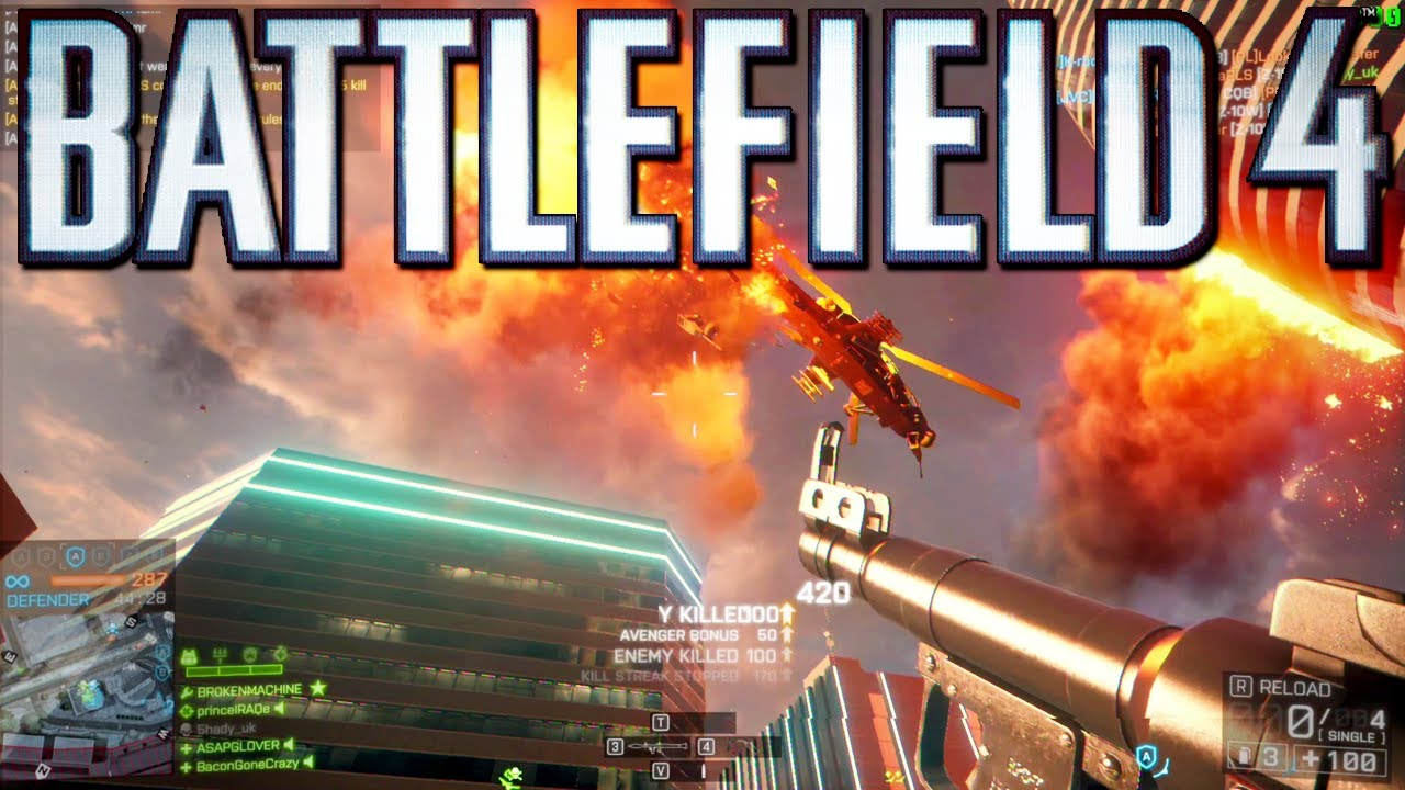 Battlefield 4 in 2021 Is The Best Game To Prepare for 2042!