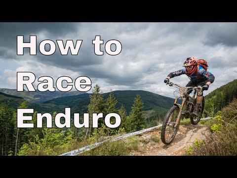 How to Race Enduro Tips and tricks for Enduro Racing or  mountain Bike Race get ready  with pinned