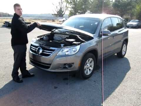2010 Volkswagen Tiguan S SUV at Signature VW Hyundai