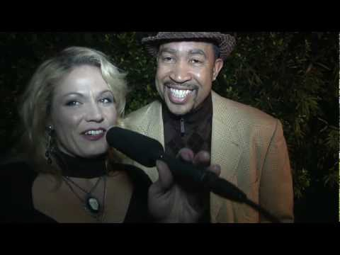 POETRY'S Interview with... John Marshall Jones at Falcon in Hollywood (on the Red Carpet)!