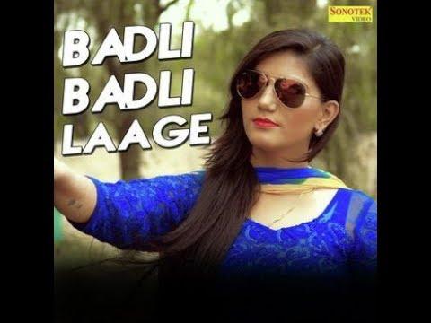 Badli Badli Laage ¦ Sapna Chaudhary, Vickky Kajla ¦ Tarun, Ruchika ¦ Haryanvi Video Song