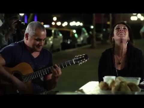 """Zaz """"El comedor en plaza de Mayo"""""""