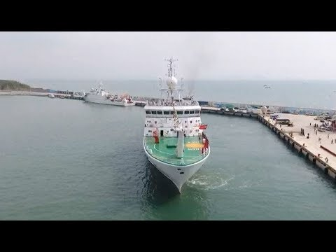 China's research ship concludes scientific mission to south Atlantic