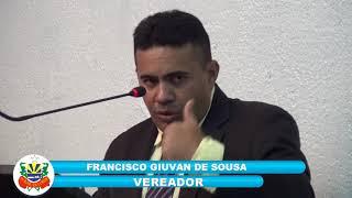 Giuvan de Sousa pronunciamento 31 08 2018
