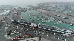 Boulogne-sur-Mer, entre vents et marée