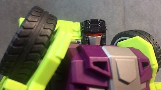Generations Toy Scraper Transformers 3rd Party Scrapper