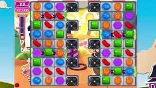 Candy Crush Saga Level 682  No Boosters 3 stars  3 moves left