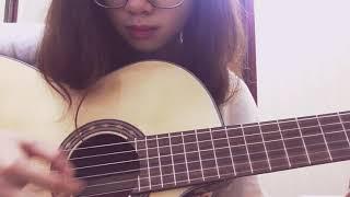 [Tâm An Guitar] [Trả bài buổi 9] [Thu cuối] [Hoàng Anh]