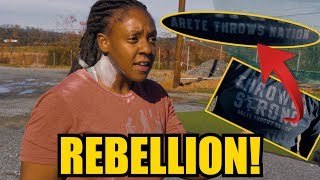 The Throwers REBEL! | 4K VIDEO | GS Throws 17