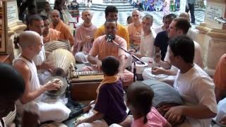 Jagat guru_24 Hours Kirtan (Iskcon Vrindavan)