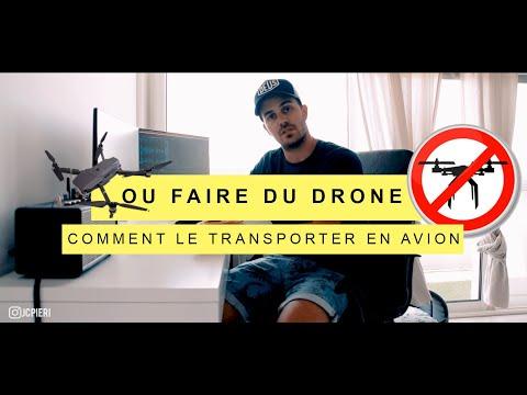 OU FAIRE DU DRONE DANS LE MONDE