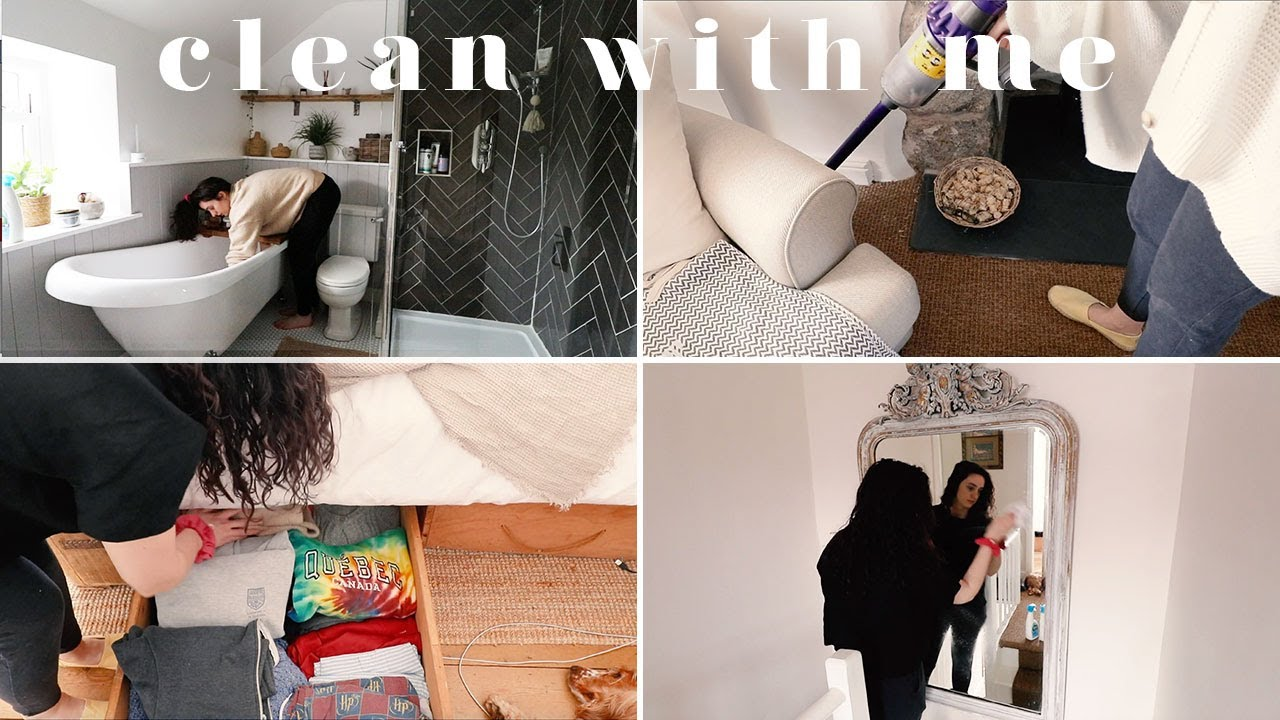 CLEAN WITH ME | Lockdown Spring Clean
