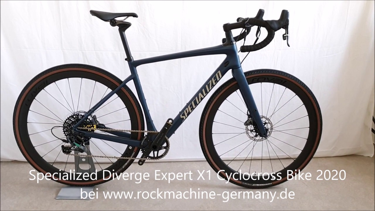 Specialized Diverge Carbon Expert X1 Gravel Cyclocross Bike 2020