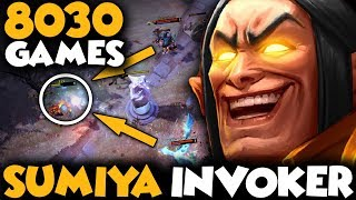 Sumiya Invoker Dota 2 | A Player Has Played More Than 8000 Invoker Games - Dota 2 Invoker