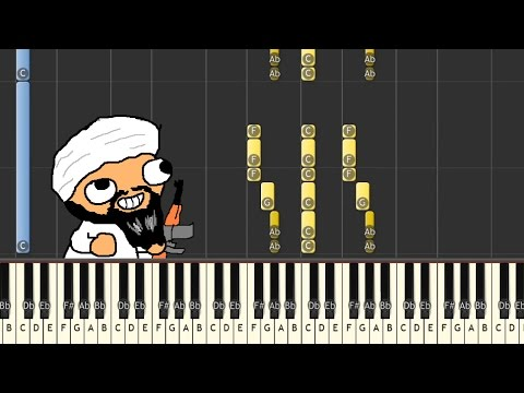 Salil Sawarim (Synthesia piano cover)