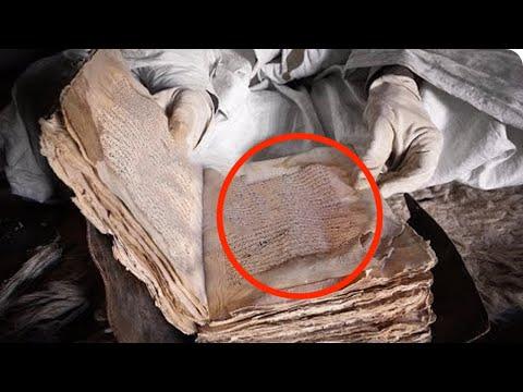 Die Größten Biblischen Entdeckungen in der Geschichte!