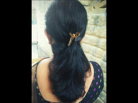 how to cut U shape haircut for short haircut , YouTube