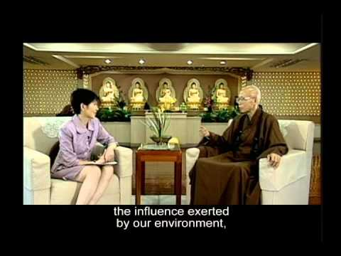 Emptiness in conditioned arising (GDD-1002, Master Sheng-Yen)