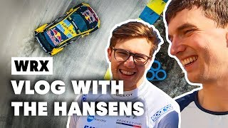 What It Takes To Be A Rallycross Driver w/ Hansen Brothers   WRX 2019