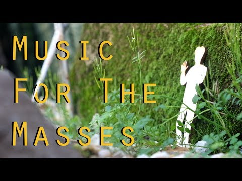 1. Music For The Masses