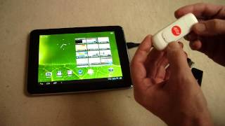 Surfstick am Android Tablet