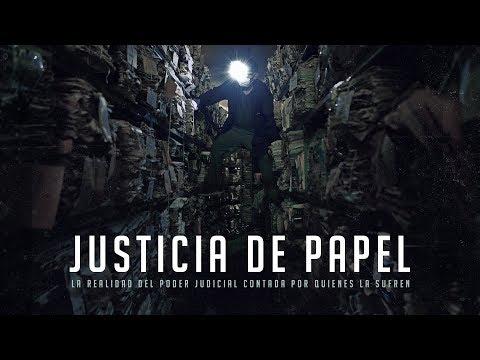El Poder Judicial En Perú - Documental Justicia De Papel - Diario El Comercio