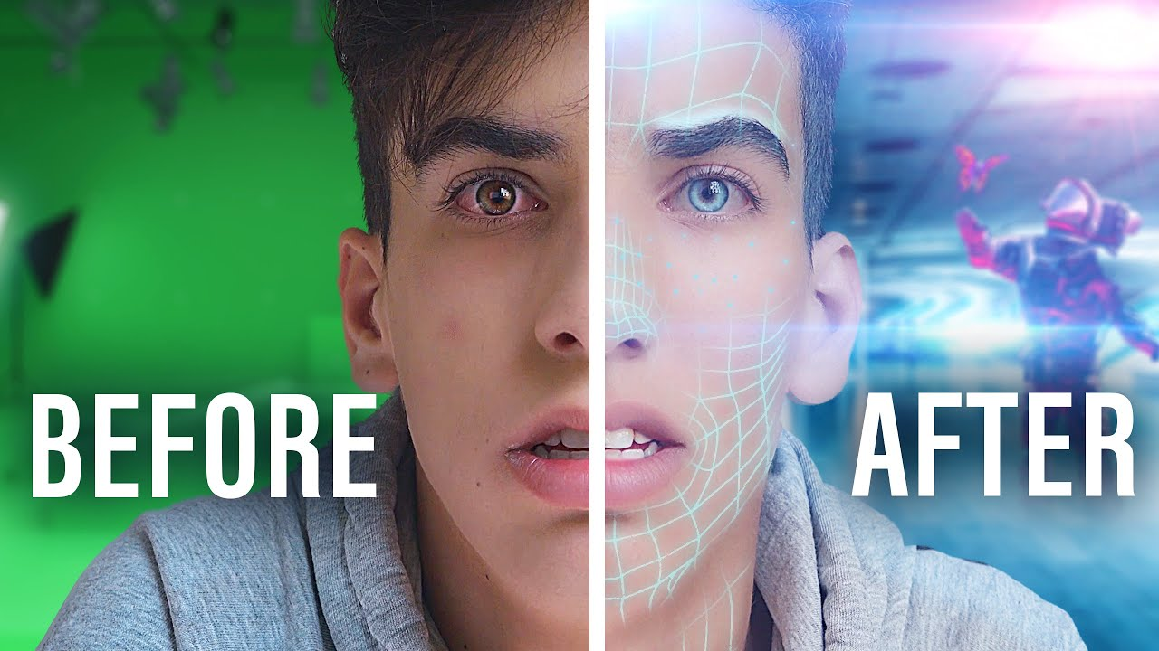 Download Video Editing Before and After: After Effects Behind the Scenes (VFX) | Roy Adin