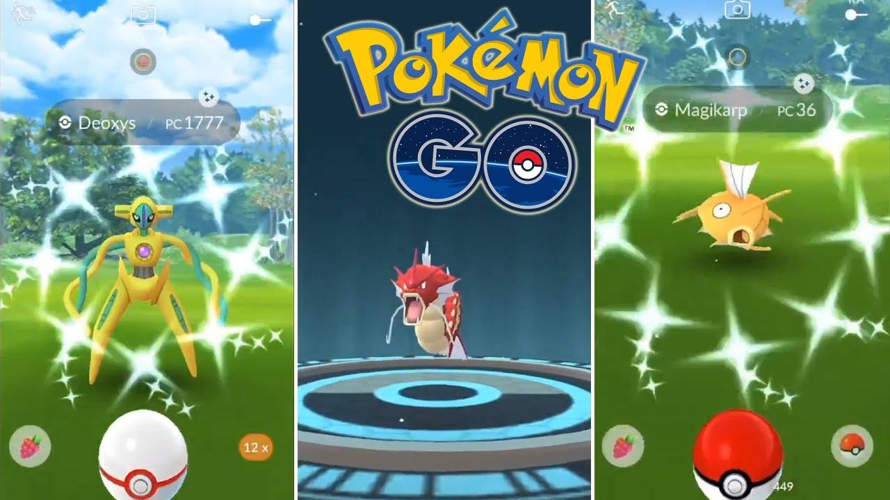 (MEJORES MOMENTOS) NUEVO RÉCORD DE SHINY EN EL COMMUNITY DAY DE MAGIKARP! [Pokémon GO-davidpetit]