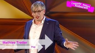 Mathias Tretter: Pop  - Stand Up / Kabarett - Deutsch