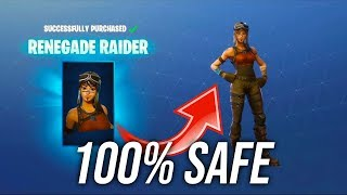 *NEW* How To BUY Any OLD Fortnite Skin! - Renegade Raider