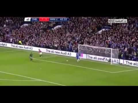 Супер матч Челси   Манчестер Юнайтед 5 4! Голы