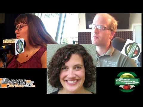 Pam of brownthumbmama.com (Interview Only)  The Wisconsin Vegetable Gardener Radio Show