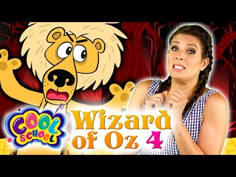 Wizard of Oz - NEW Chapter 4 | Story Time with Ms. Boosky at Cool School