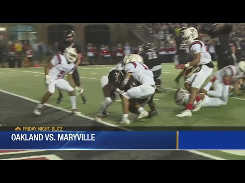 Oakland Vs Maryville