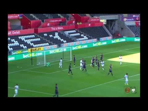 Leroy Fer Goal vs Sampdoria | Swansea City 1-0 Sampdoria | 05.08.2017
