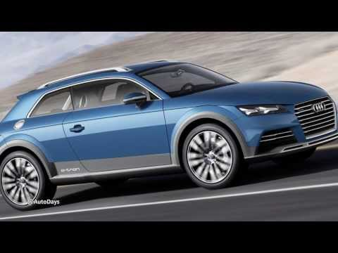 Officially Revealed 2014 Audi Allroad Shooting Brake concept