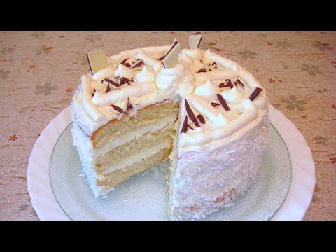 Торт 'Пломбир' /