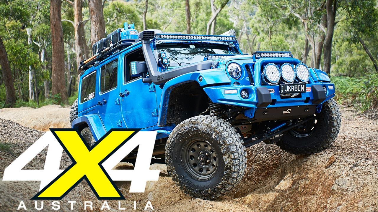 2014 Jeep Jku Wrangler Rubicon Unlimited Custom 4x4