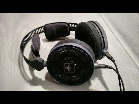 Z Review - Audio-Technica ATH-R70X