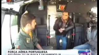Esquadra 751, Força Aérea Portuguesa - Reportagem TVI