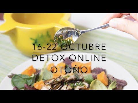 detox otoño online